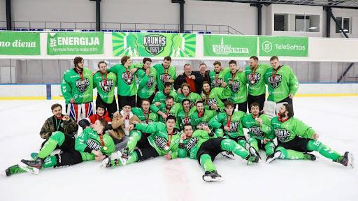 Ledo ritulys Kaunas Hockey